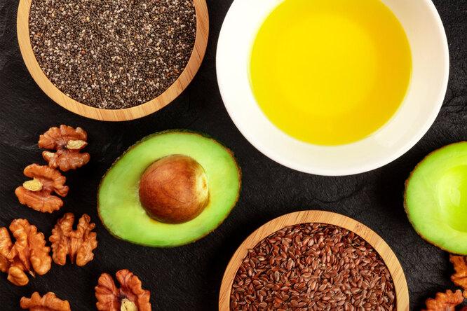 6 очень калорийных продуктов, откоторых худеют