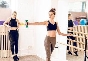Замена фитнесу: чем полезны и как работают тренировки barre