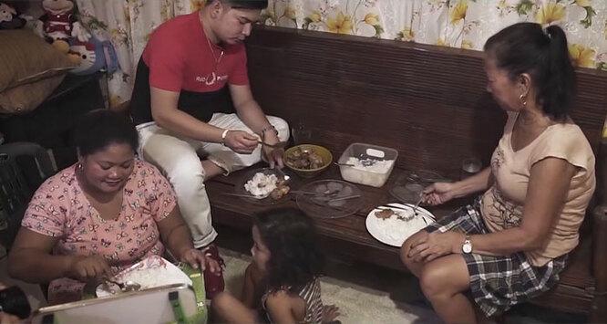 Приемная семья Джайви