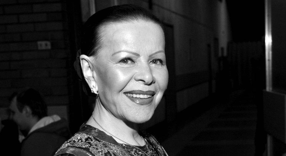 Умерла Александра Стрельченко, любимая певица Хрущева иБрежнева