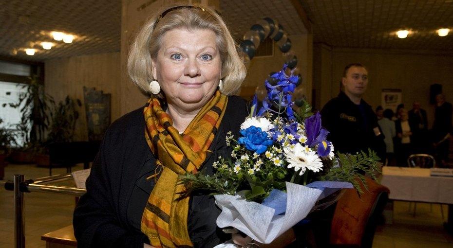 «Самая обаятельная ипривлекательная»: поклонников восхитил новый образ 71-летней Ирины Муравьевой