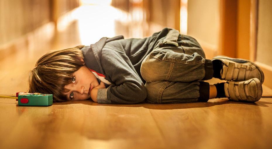 В детском саду детей научили прятаться втуалете, если кто-то начнет стрелять