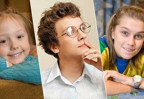 Как изменились дети — звезды сериалов «Моя прекрасная няня» и «Папины дочки»