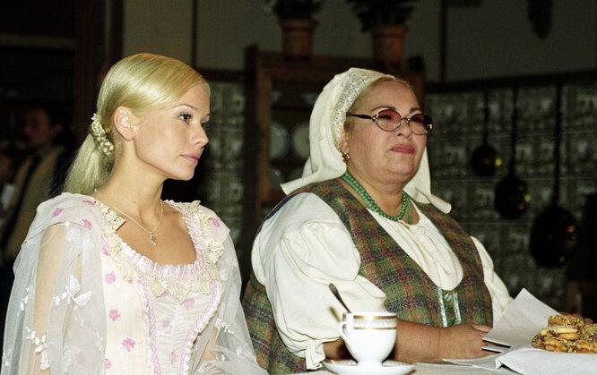 Бедная Настя (2003-2004)