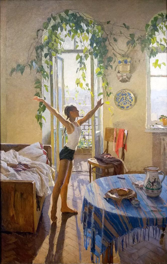 «Утро», Татьяна Яблонская
