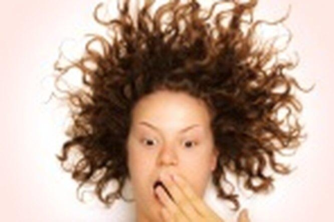 Волосы больше небудут торчать!