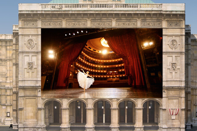 Венская опера вМоскве