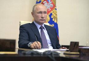 Почему Владимир Путин не прививается от коронавируса? Ответ пресс-службы Кремля