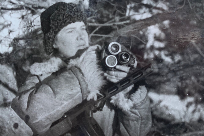 Мария Сухова: как дочь дворника стала вСССР легендой военного кино