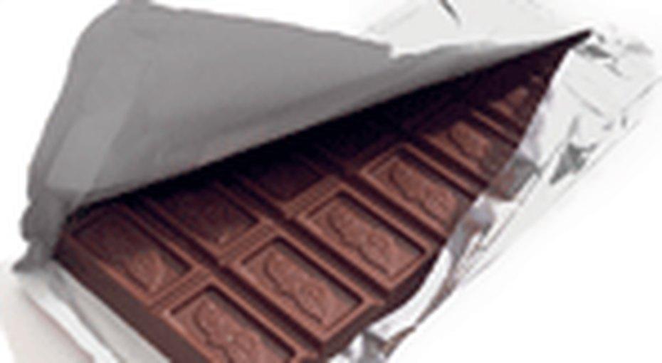 Шоколад откашля