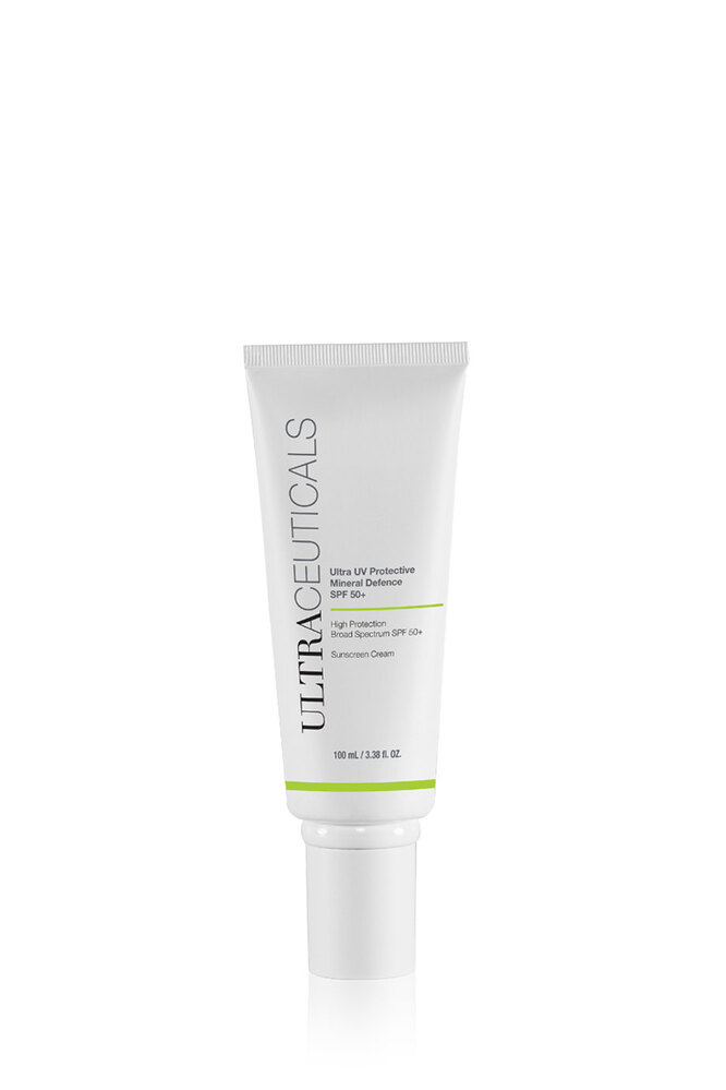 Ultra UV Protective Mineral Defence SPF 50+, Ultraceuticals, 5400 руб