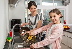 Азбука чистоты: как убираться качественно, используя минимум моющих средств