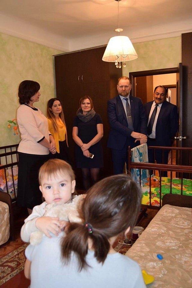 Уфа, социальная гостиница длямам сдетьми, которым некуда идти