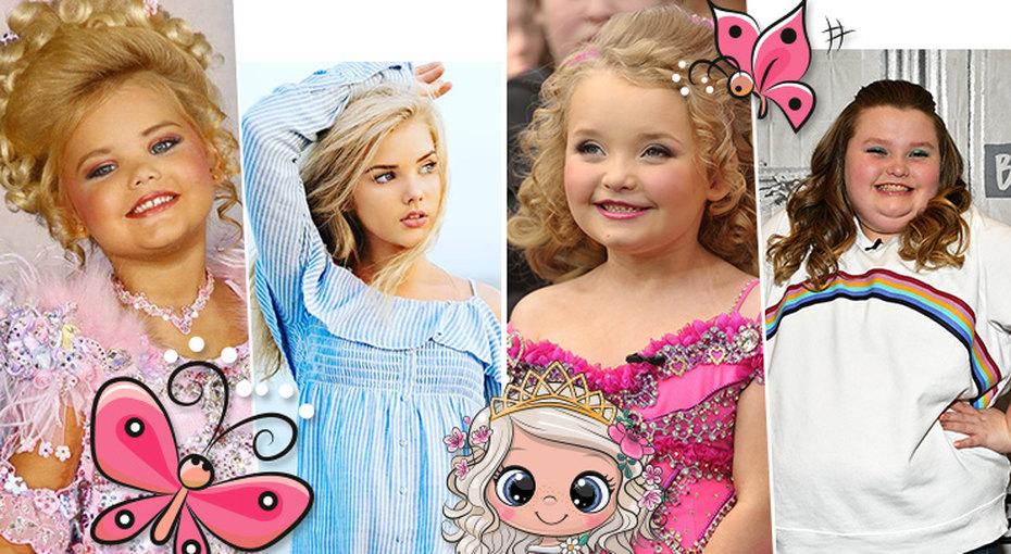 Малышки намиллион: какими выросли участницы детских конкурсов красоты