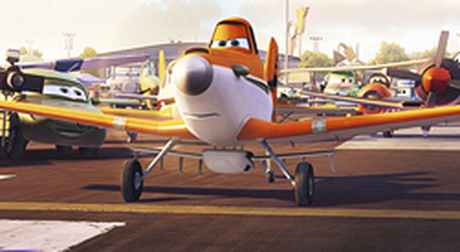 Анимация вформате 3D. «Самолеты»