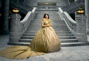 Фотограф показал, какими диснеевские принцессы стали через много лет