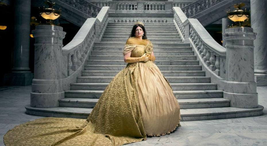 Фотограф показал, какими диснеевские принцессы стали черезмного лет