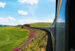 Йога-поезд отправляется в путешествие