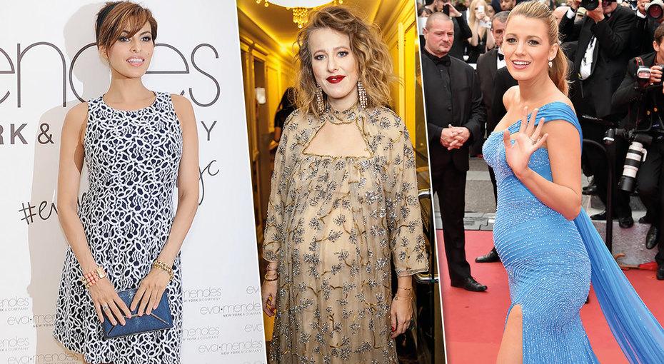 Никто неузнает: знаменитости, которые скрывали свою беременность