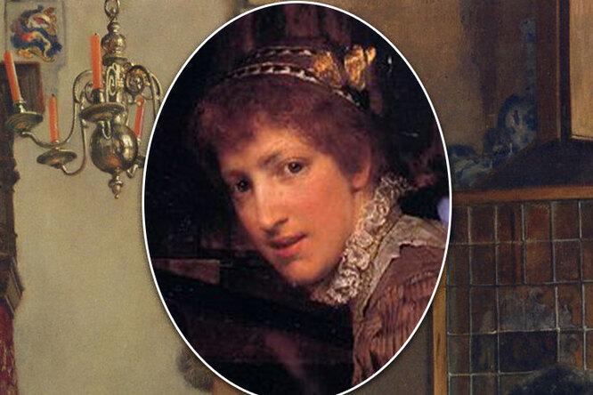 Прекрасная Лаура: как прославилась художница, чьи картины «рисовал» муж