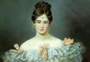 Посылка Купидона: история вдовы Пушкина, отказавшей князю ради генерала