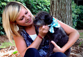 «Он уйдет счастливым»: женщина исполняет желания пса с раком