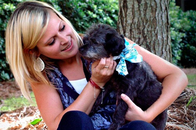 «Он уйдет счастливым»: женщина исполняет желания пса сраком