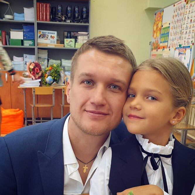Анатолий Руденко, Милена Руденко