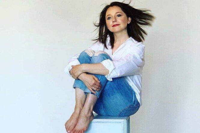 «Откуда такая выносливость?» 41-летняя Валентина Рубцова показала «уголок» наруках