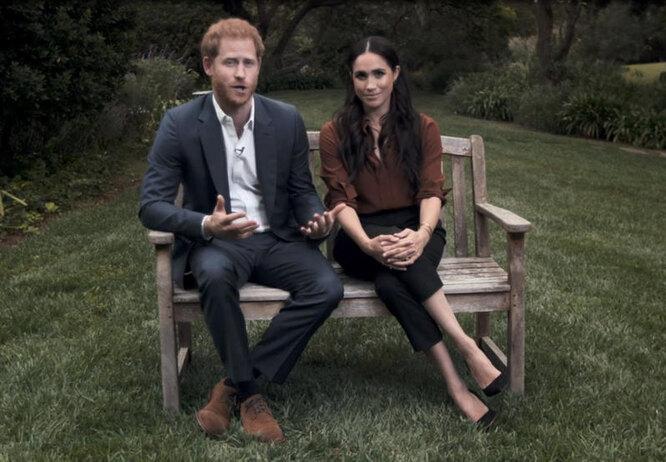 гарри и меган, королевская семья