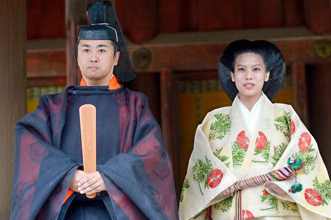 Норико и Кунимаро Сэнгэ