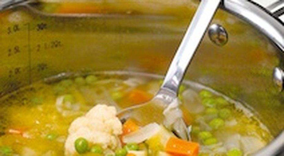 Как приготовить густой суп