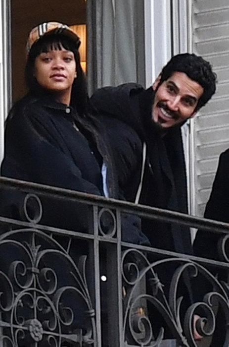 Хассан Джамиль и Рианна