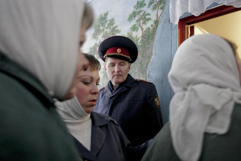 Женская колония города Кинешма, Ивановская обл. Фото: РИА Новости