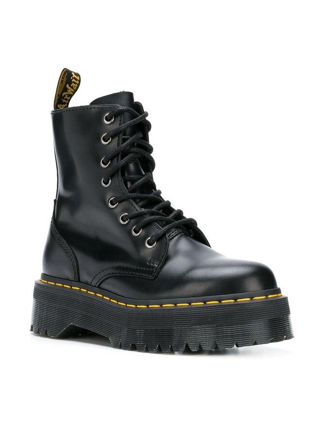 Ботинки на платформе, Dr. Martens, 18 906 руб