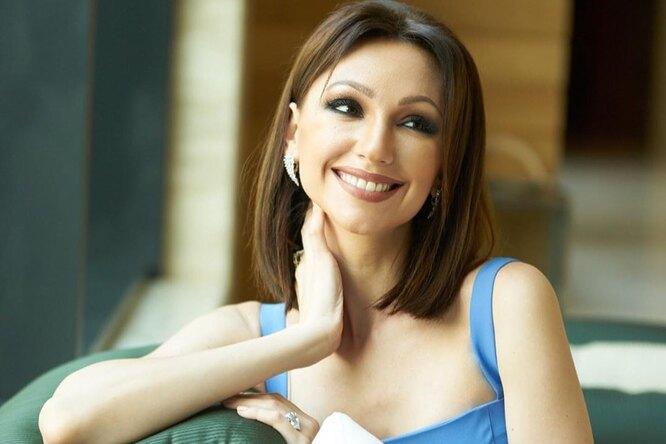 Певица Согдиана втретий раз стала мамой
