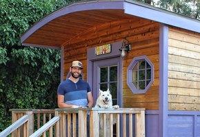 Парень отправился в путешествие по миру с собакой, и теперь ей все завидуют!
