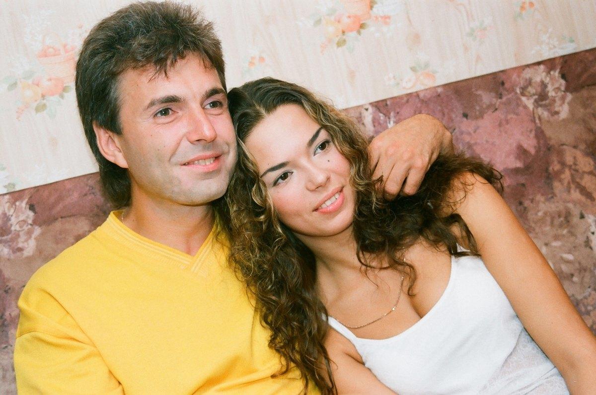 Геннадий Ветров иКарина Зверева