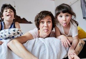 Тест: какая вы мама?
