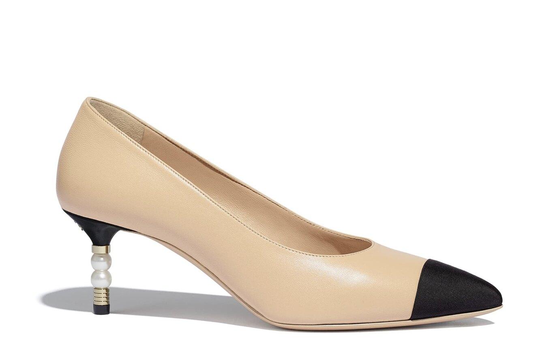 Туфли из коллекции весна-лето 2020