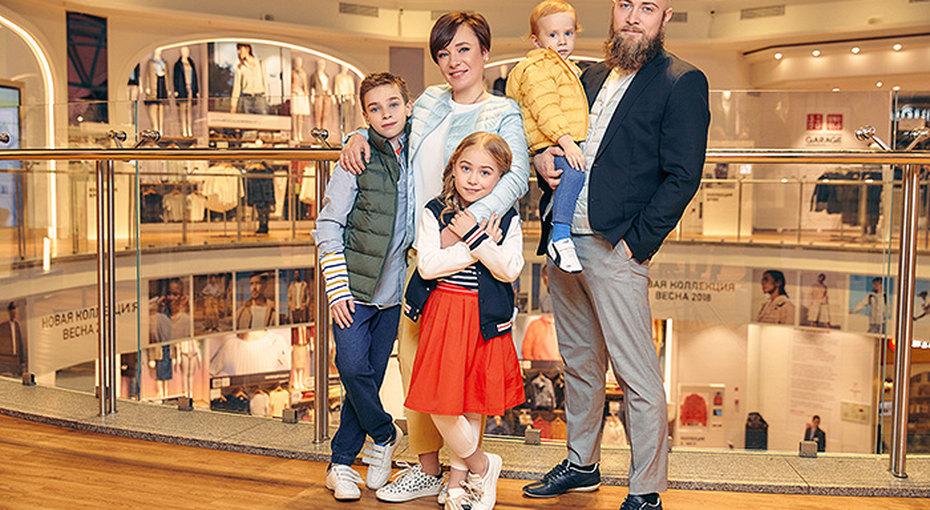«Мои дети очень любят наряжаться!» Секреты семейного шопинга отТутты Ларсен
