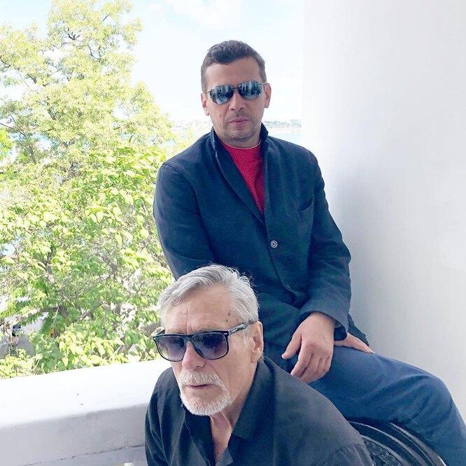 Александр Михайлов, Андрей Мерзликин