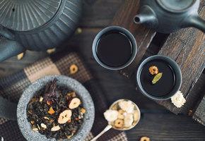 Рецепты витаминного чая и напитков, которые защитят вас от простуды