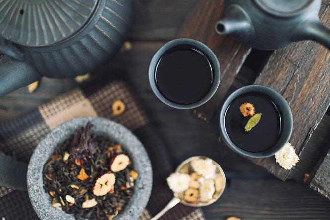 Рецепты витаминного чая инапитков, которые защитят вас отпростуды
