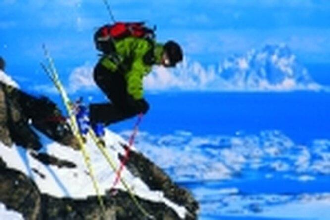 Скандинавские Альпы