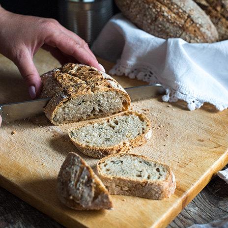 Рецепт хлеба безглютена