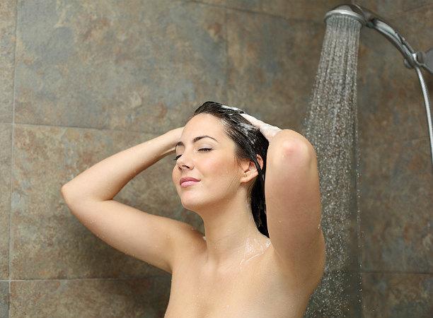 Процедура мытья головы или как правильно мыть голову