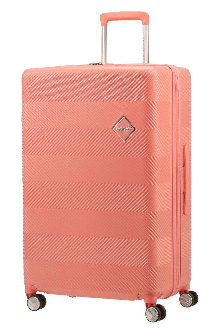 Коралловый чемодан Flylife, American Tourister