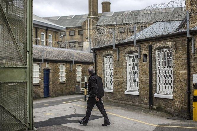 В Лондоне можно заказать тюремную еду сдоставкой надом