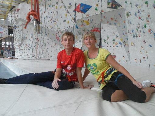 Лена и Юра, фото из личного архива